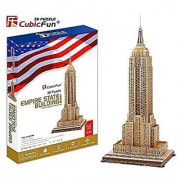 CubicFun 3D Puzzle The Empire State Building - New York