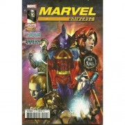 "Marvel Universe N° 24 : "" War Of Kings ( 7/7 ) "" ( Nova / Guardians Of The Galaxy )"
