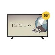 Tesla TV 55S306BF, 55 TV LED, slim DLED, DVB-T2/C/S2, Full HD