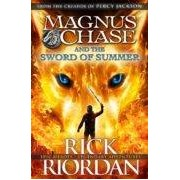 Riordan Rick Magnus Chase And The Sword Of Summer (magnus Chase Book 1)