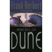 The Heretics of Dune: Bk. 5 by Frank Herbert