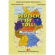 Germana cls 8 L2 ed.2016 - Deutsch ist toll - Simona Antoaneta Trofin
