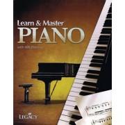 Learn & Master Piano - Homeschool Edition by Will Barrow
