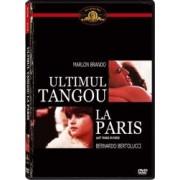 LAST TANGO IN PARIS DVD 1972