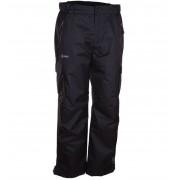 KILPI Pánské snowboardové kalhoty SAARI BM0034KIBLK Černá XXL