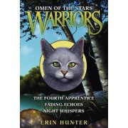 Warriors: Omen of the Stars Box Set: Volumes 1 to 3 by Erin Hunter