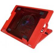 "Cooler Laptop VAKOSS LF-1860LR 17"" (Rosu)"