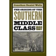 The Origins of the Southern Middle Class, 1800-1861 by Jonathan Daniel Wells