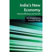 India's New Economy by Jati K. Sengupta