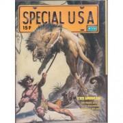 Spécial Usa ( U.S.A. ) N° 3 : Starstruck + Le Loup-Garou + L'appel De L'espace + Torpedo 1936 + La Foire Aux Monstres + Jeremy Brood + A. C. Lutine + 15 Jours Ailleurs + Attila Le Crapaud + Etc ...