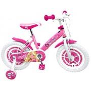 Stamp - Cb901357nba - Vélo - Barbie - 14 Pouces