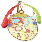 Fisher Price V4435 Palestrina amici dello zoo