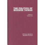 Politics of Modern Taiwan by Dafydd Fell