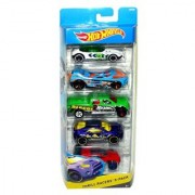 Hot Wheels Off-Road Thrill Racers 5-Pack CDT26