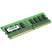 Crucial 2GB DDR2 PC2-6400 Kit 2GB DDR2 800MHz Data Integrity Check (verifica integrità dati) memoria