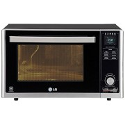 LG 32 L Convection Microwave Oven (MJ3283 BG, Black)