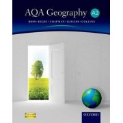 AQA Geography for A2 Student Book by Simon Ross