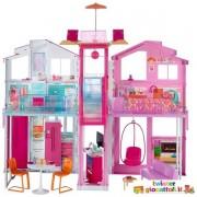 Mattel Barbie La Casa Di Malibu'