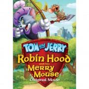 Tom & Jerry - Robin Hood si ceata lui (DVD)