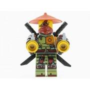 LEGO® Ninjago: Ronin Ninja Minifigure Ghost Shadow