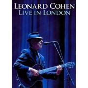 Leonard Cohen - Live in London (0886974050391) (1 DVD)