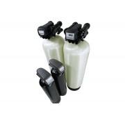 SUAVIZADOR de Agua Twin 10 ft3 x columna Válvula Magnum control p/Demanda