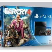 PlayStation 4 500GB + Far Cry 4