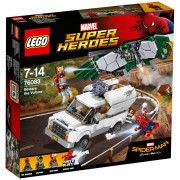 LEGO Marvel Superheroes: Spider-Man Beware the Vulture (76083)