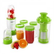 ONEconcept neted blender 350W 18 buc. verde-alb (TK28-Smoothy-Green)