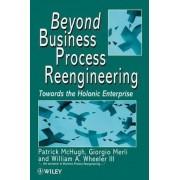 Beyond Business Process Reengineering by Patrick McHugh