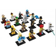 LEGO 8683 Minifigures Series 1 (One Random Minifigure)