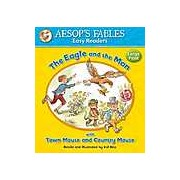 Aesops Fables Easy Readers - The Eagle and the Man: with Town Mouse and Country Mouse