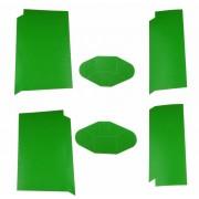 Playstation 4 Sticker Groen