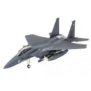 Revell 03 972 - Model Kit - F-15E Strike Eagle e bombe in scala 1: 144