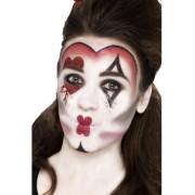 Machiaj FX - Regina Inimilor - Queen Of Hearts