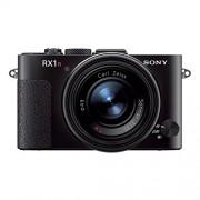 Sony DSC-RX1R Fotocamera Digitale Cyber-shot, Sensore CMOS Exmor Full-Frame da 35 mm e 24,3 Megapixel, Obiettivo ZEISS Sonnar T* 35 mm, Nero