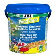 Hrana pesti iaz, mix, JBL PondVario 10,5L, 1,7kg, 4-40cm, 4029800