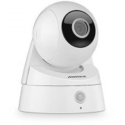 ANNKE HD 1080p Wireless Wi-Fi Camera with 2-Way Audio 2.0MP Sensor and Infrared Motion Detection Black