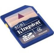 Memorijska kartica 8GB SDHC Card Class 4 KINGSTON