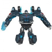 Transformers Prime Cyberverse Command Your World Commander Class Series 2 Battle Tactics Bulkhead Figure