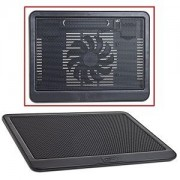 DEEPCOOL N19 NOTEBOOK COOLER UPTO 14? W/ 140MM FAN W/ USB PASSTHROUGH AND TWO ANGLES