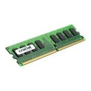 Crucial 64GB kit (32GBx2) DDR3 PC3-8500 64GB DDR3 1066MHz Data Integrity Check (verifica integrità dati) memoria