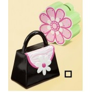 First Impressions Baby Girl Novelty Bank - Purse