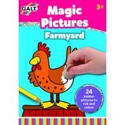 Galt Toys Inc Farmyard Magic Picture Pad