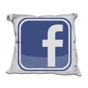 Almofada Rede Social Facebook