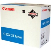 CANON C-EXV 21 Toner Cartridge, Cyan (CF0453B002AA)