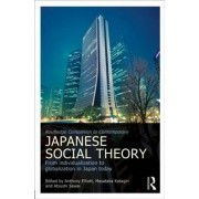 Routledge Companion to Contemporary Japanese Social Theory by Anthony Elliott