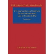 The United Nations Convention on Contracts for the International Sale of Goods by Maria Del Pilar Perales Viscacillas