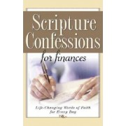 Scripture Confessions for Finances by Harrison House