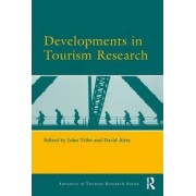 Developments in Tourism Research by John Tribe